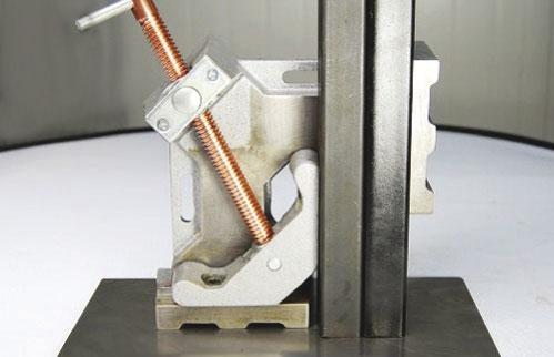 Schweißkraft<sup>®</sup> Kovová úhlová svěrka MWS-2 95