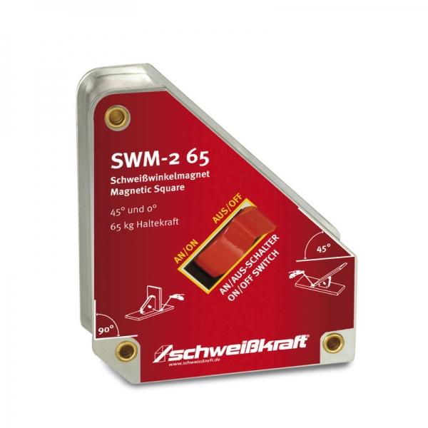 Schweißkraft Vypínatelný svařovací úhlový magnet SWM-2 65