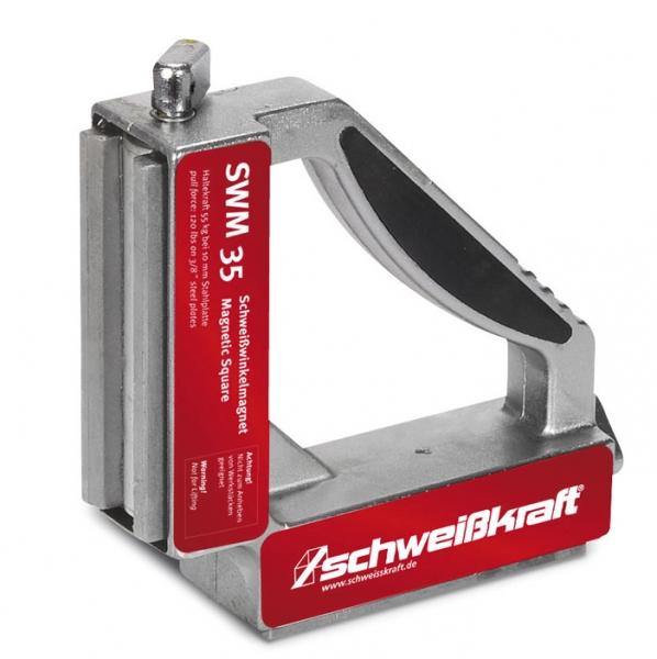 Schweißkraft Vypínatelný svařovací úhlový magnet SWM 35