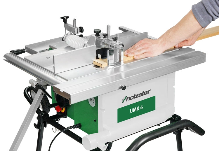 Holzstar®Univerzální víceúčelový stroj Holzstar UMK 6