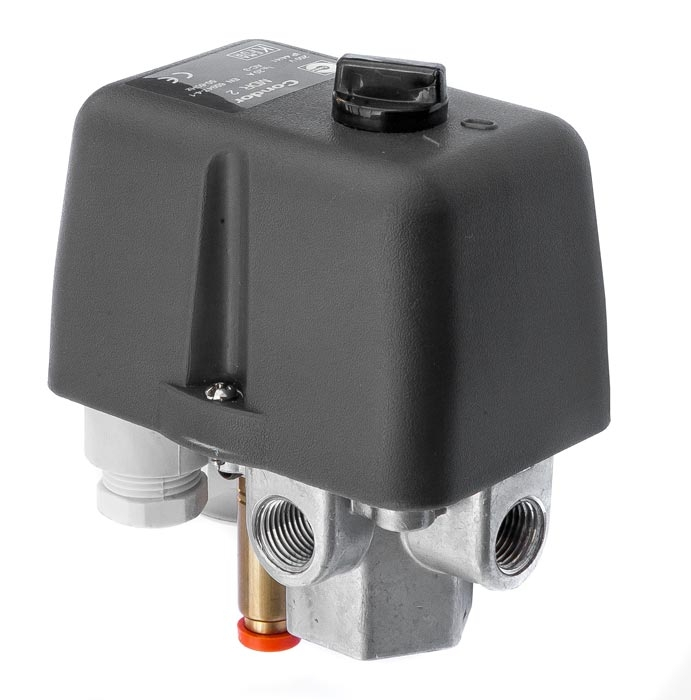 Tlakový spínač CONDOR MDR 2 / 230V / 10bar - 210302