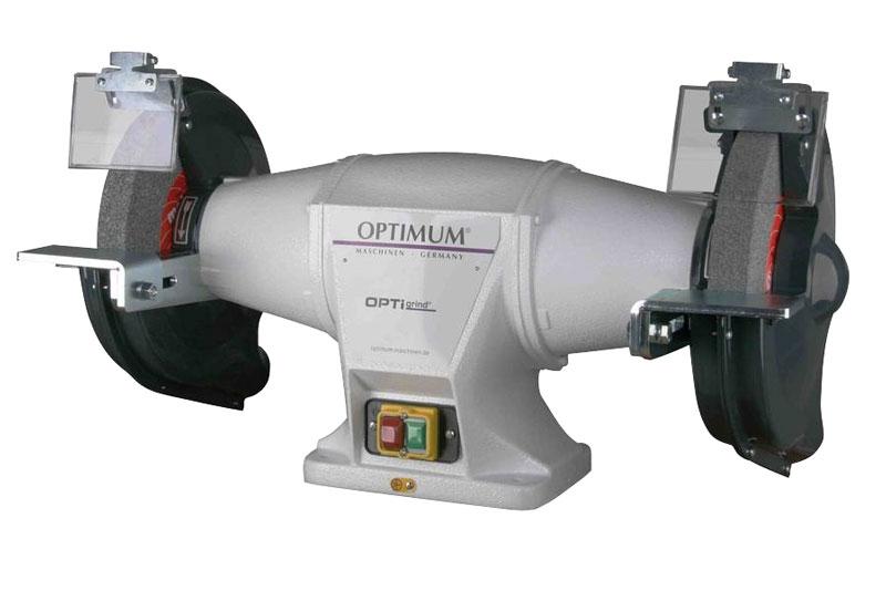Dvoukotoučová bruska OPTIgrind GZ 30 D