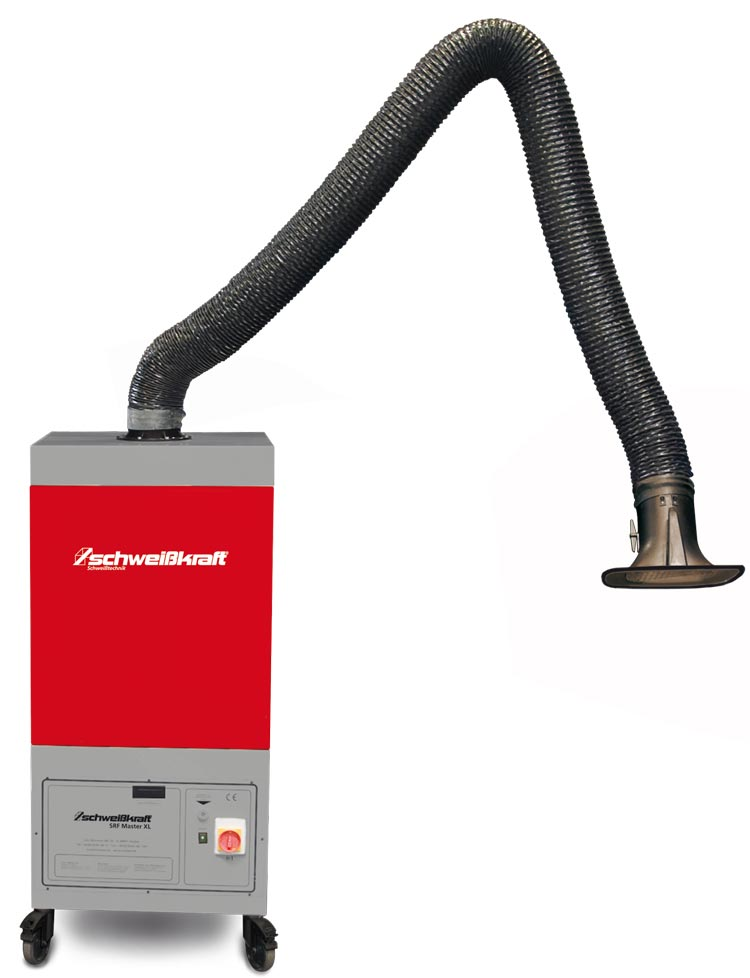 Schweißkraft®Filtrační zařízení SRF MASTER XL