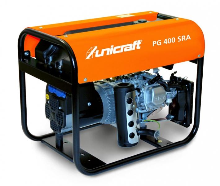 Unicraft®Elektrocentrála PG 400 SRA