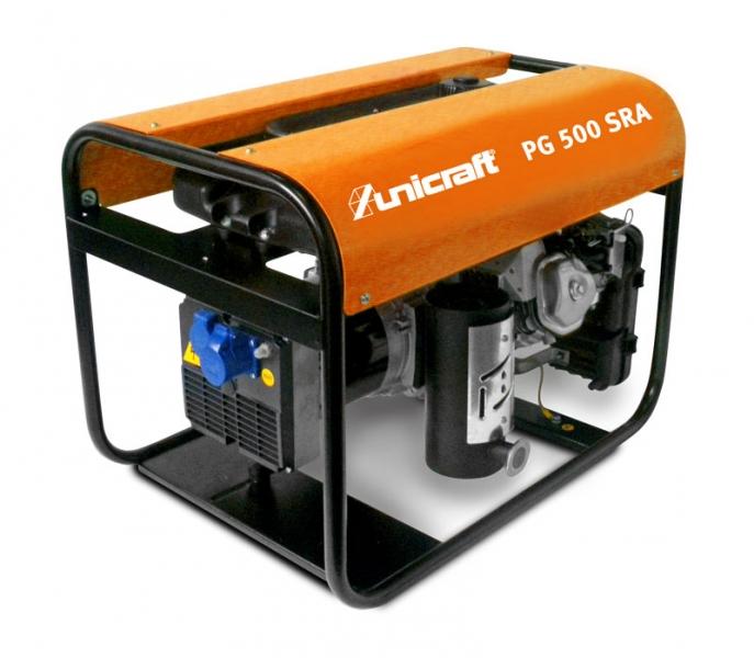 Unicraft®Elektrocentrála PG 500 SRA
