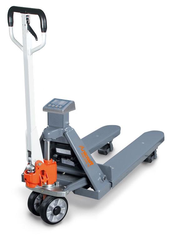 Unicraft®Paletový vozík s váhou PHW 2000 W