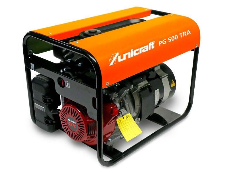 Unicraft Elektrocentrála PG 500 TRA