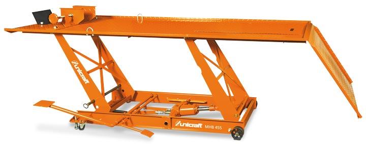Unicraft MHB 455 Zvedací plošina pro motocykly - 6201505