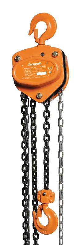 Unicraft K 1001 Řetězový kladkostroj - 6171001