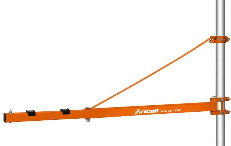 Unicraft®Nástěnné otočné rameno WSA 300-1100-2
