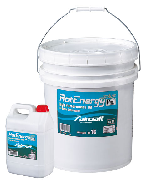 Olej RotEnergy Plus 46 - 3,25 kg / 3,75 l