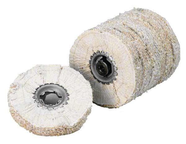Metallkraft Leštící kotouč normální, 100 x 19,1 -  3726780