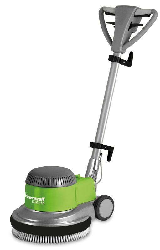 Cleancraft ESM 432 jednokotoučový čistící stroj