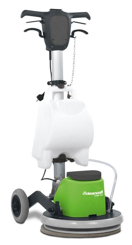 Cleancraft OSM 432 orbitální jednokotoučový čistící stroj