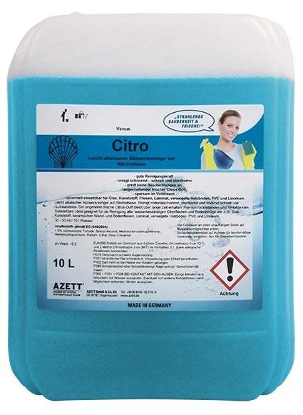 Čistící prostředek HDR-N, 10 litrů