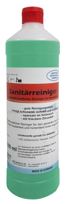 Šetrný čistící prostředek HDR-S, 1 litr