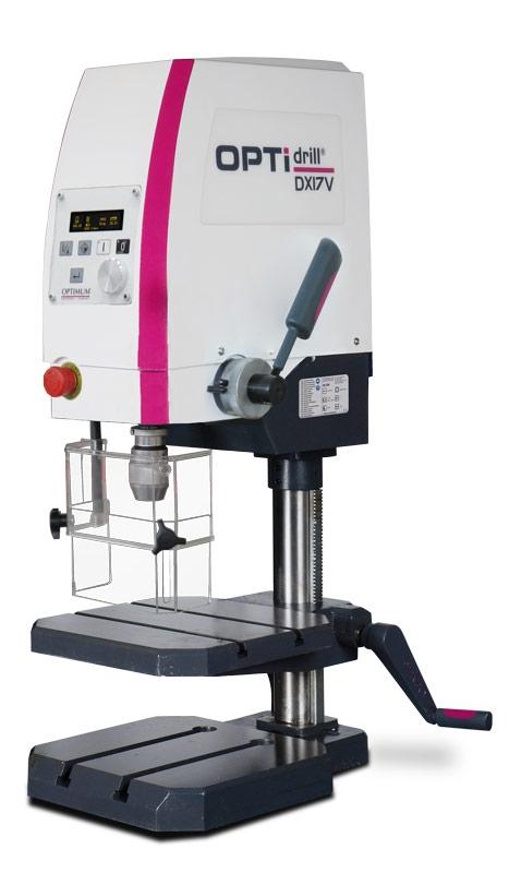 Optimum DX 17 V stolní vrtačka 1000W