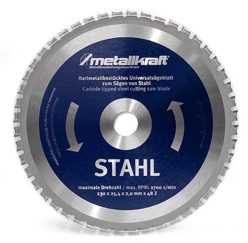 Metallkraft 3850231 pilový kotouč na ocel 230 mm pro HKS 230
