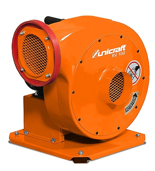 Unicraft RV 100 Radiální ventilátor