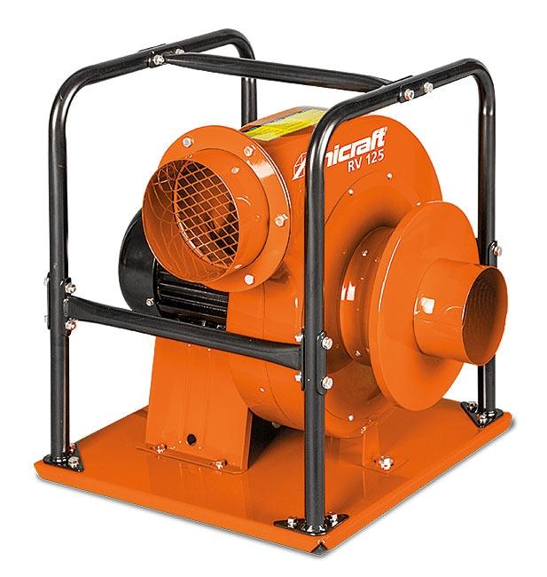 Unicraft RV 125 Radiální ventilátor