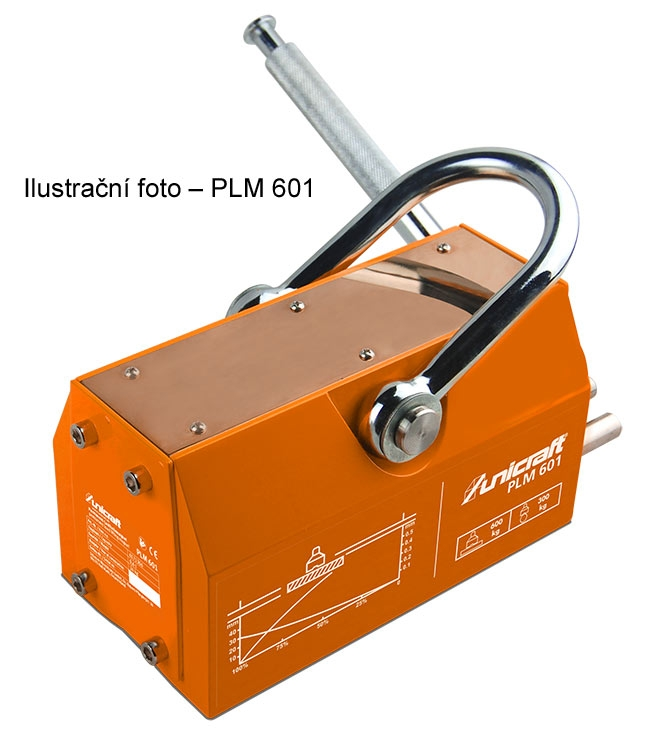 Unicraft® Permanentní magnet PLM 1001