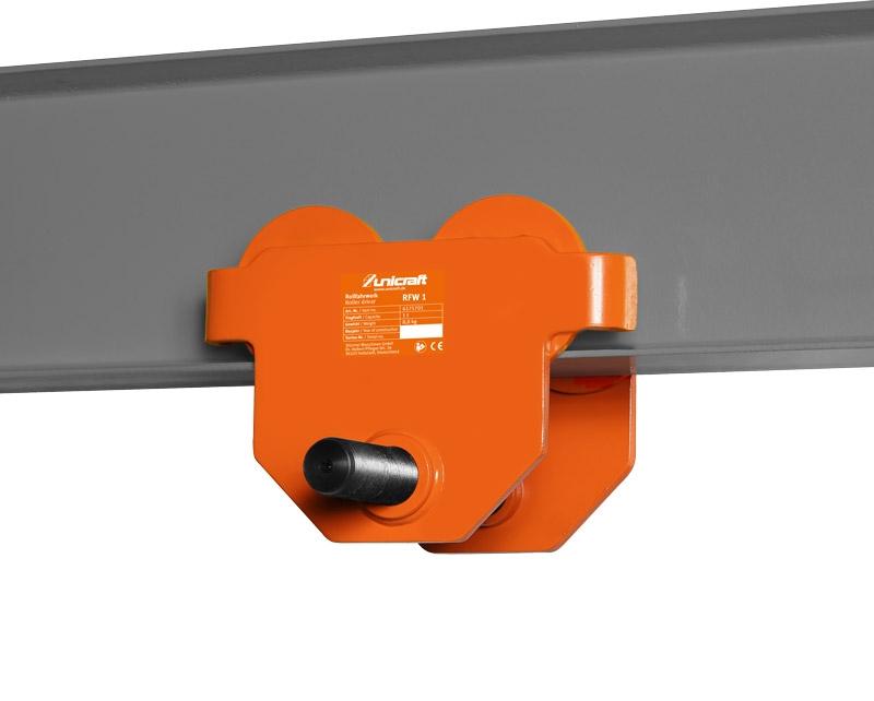 Unicraft RFW 0,5 Pojízdný závěs bez ovládání