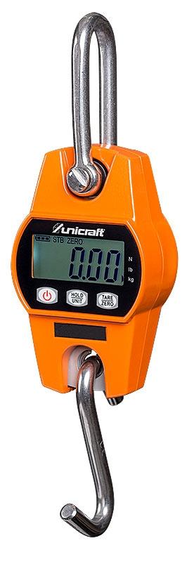 Unicraft®Kompaktní závěsná váha HW 50