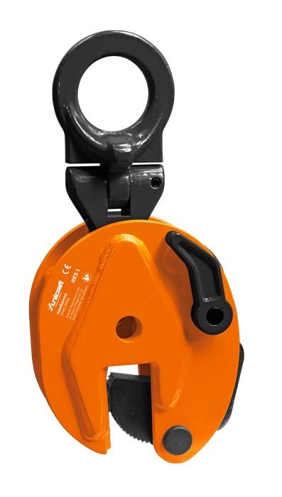 UNICRAFT HKS 3 Zdvihací svěrka s otočným okem
