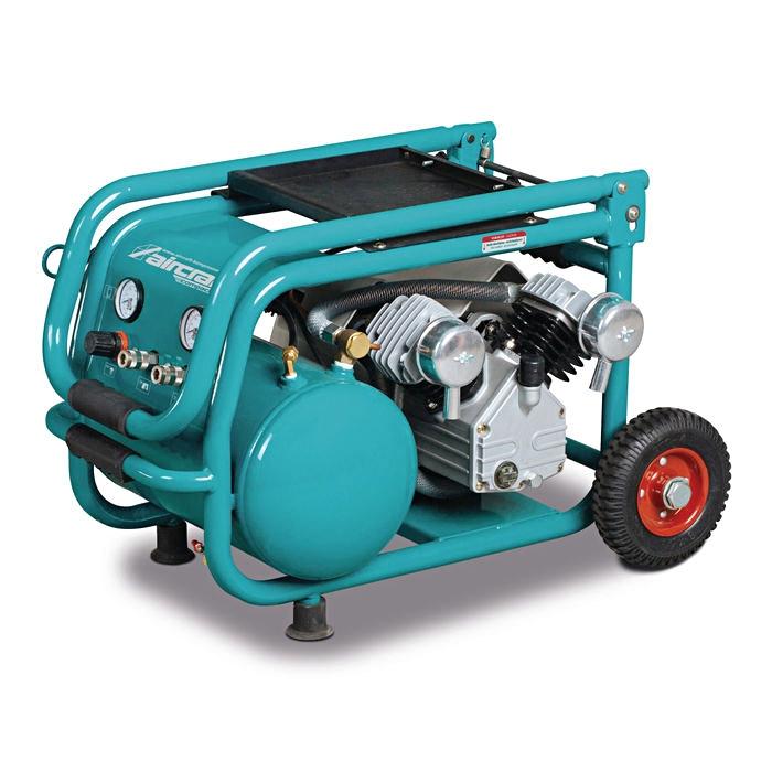 Mobilný kompresor Compact-Air 425/20 E