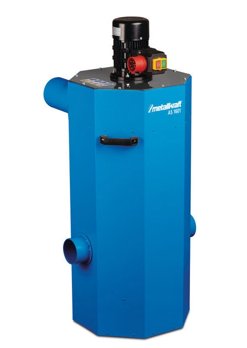 Metallkraft Odsávání AS 1601 pro pásové brusky na kov - 3922006