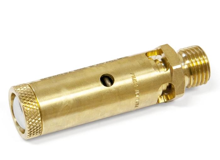"Aircraft Pojistný ventil 10 bar, 1/4"" PROFI - 220310"