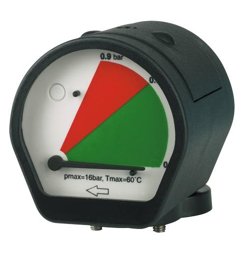 Aircraft Manometr rozdílu tlaku MDM 60 - 2053062