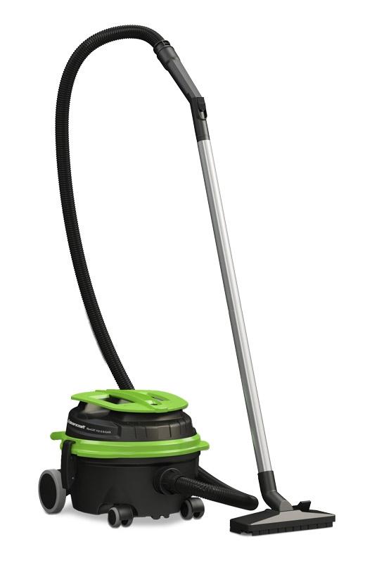 Cleancraft tichý vysavač flexCAT 112 Q třída B pro suché sání