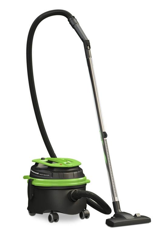 Cleancraft tichý vysavač flexCAT 116 Q třída A pro suché sání