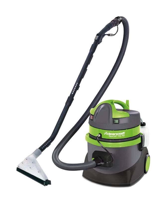 Cleancraft vysavač - čistič flexCAT 116 PD