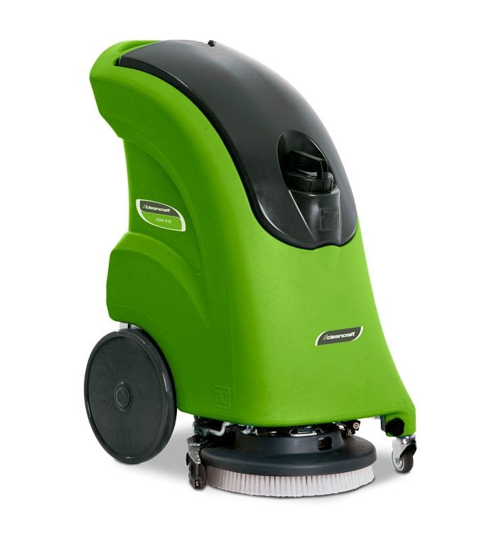 Cleancraft SSM 410 podlahový mycí stroj