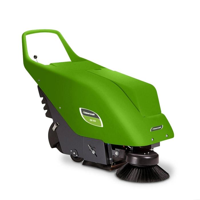 Cleancraft KM 650 Kompaktní a velmi tichý zametací stroj