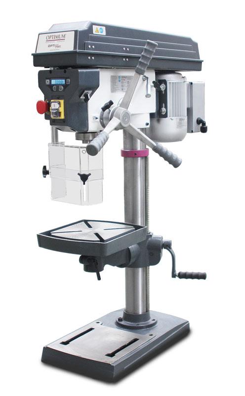 Optimum OPTIdrill D 23 Pro (400 V) Stolní vrtačka - 3003020