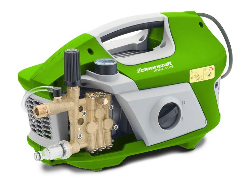 Cleancraft HDR-K 51-16 Vysokotlaký čistič - 7102511