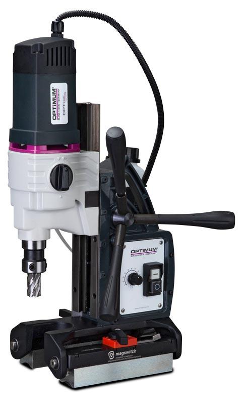 Optimum DM 50 PM Magnetická vrtačka - 3071550