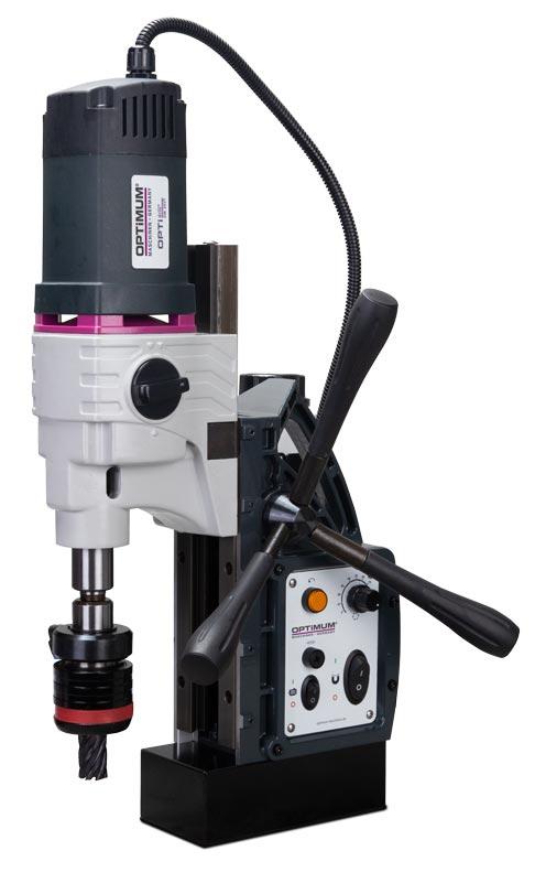 OPTIMUM DM 36 VT Magnetická vrtačka s funkcí řezání závitů - 3071236