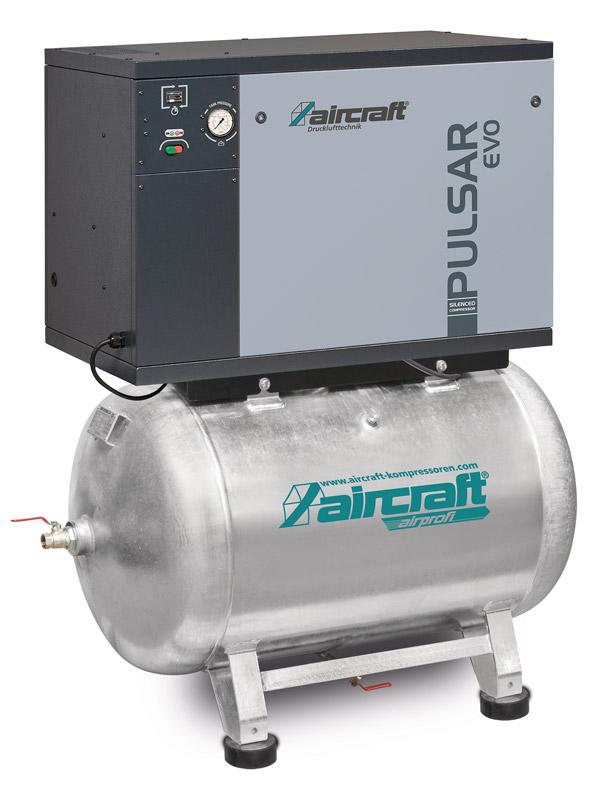 Stacionární odhlučněné kompresory Airprofi Silent