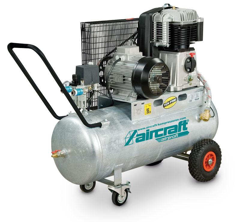 Piestový kompresor Airprofi 853/100