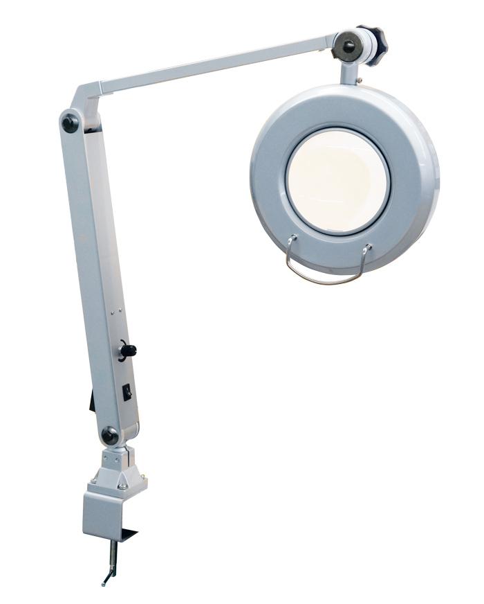 Optimum pracovní zářivkové světlo s optickým zvětšením MBLV - 3351090