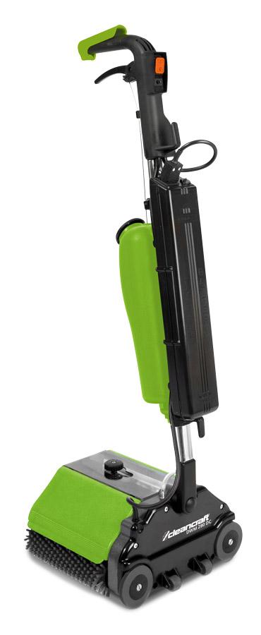 Cleancraft DWM 280 DC AKU podlahový mycí stroj 36V s 2 kartáči