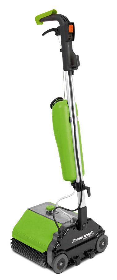 Cleancraft DWM 280 AC Podlahový mycí stroj s 2 kartáči