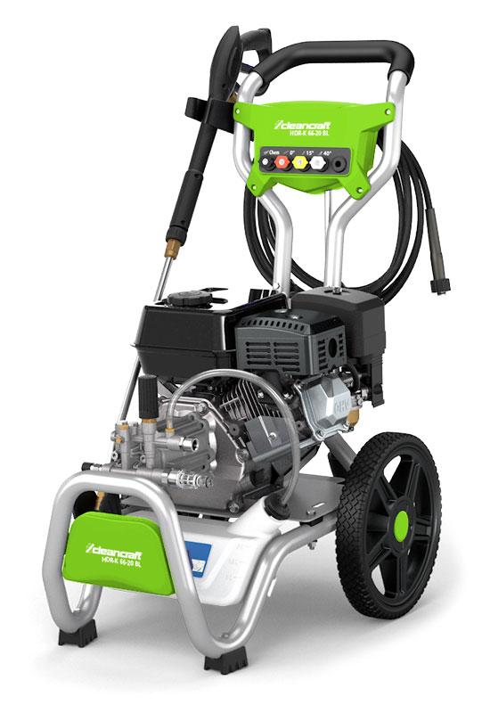 Cleancraft HDR-K 66-20 BL Vysokotlaký čistič s benzínovým motorem 200bar