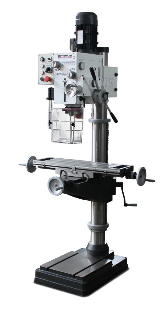 Sloupová převodová vrtačka OPTIdrill DH 40 CTP