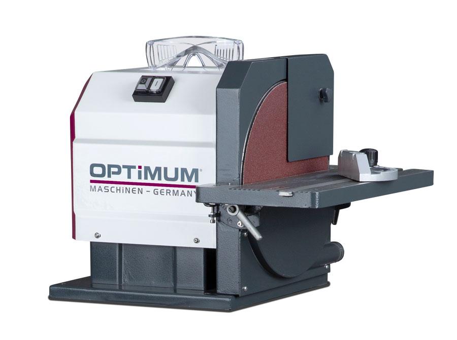 Optimum OPTIgrind GB 305 D Talířová bruska na kov