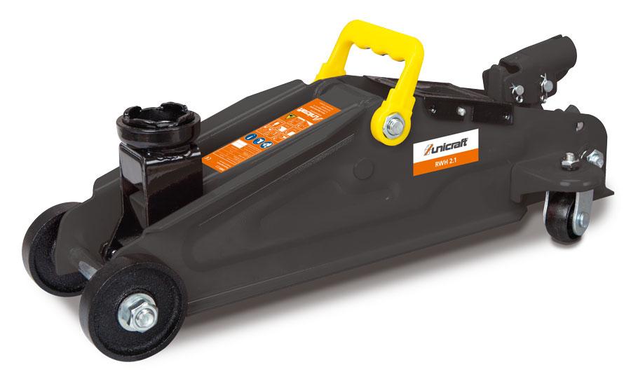 Unicraft RWH 2.1 Pojízdný hydraulický zvedák - 6201099